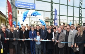 Bursa Yenidoğan Spor Tesisi açıldı!