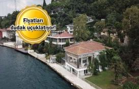 İstanbul Boğazı'ndaki 71 yalı satışa çıktı!