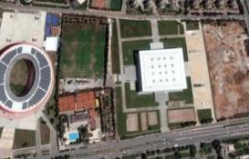 TOKİ Antalya 100'üncü Yıl spor tesislerinin imar değişikliği iptal edildi!
