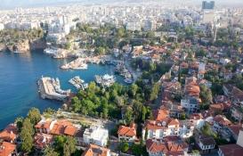 Antalya Kepez'de 67.2 milyon TL'ye satılık 4 arsa!