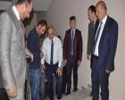 Münir Karaloğlu İznik Devlet Hastanesi'nin inşaatını inceledi!