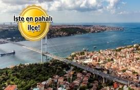 İstanbul'da konut fiyatları yüzde 13.5 arttı!