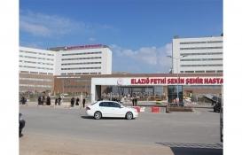 Elazığ Fethi Sekin Şehir Hastanesi deprem izolatörleriyle güvende!