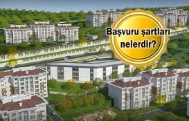 TOKİ'den 7 bin lira peşinatla ev sahibi olma fırsatı!