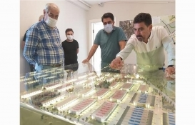Mezitli'ye 350 milyon liralık yeni sanayi sitesi!