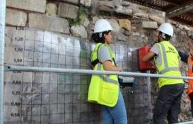 Topkapı Sarayı'nda tarihi surlar restore ediliyor!