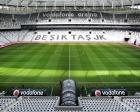 Vodafone Arena'da onarım başladı!
