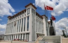 Ankara Emniyeti'nin yeni binası pazartesi hizmete giriyor!