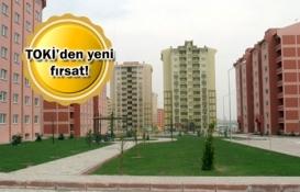 TOKİ 69 konut ve 240 iş yerini satışa çıkarıyor!