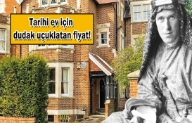 İngiliz casus Arabistanlı Lawrence'ın evi 20 milyon TL'ye satılıyor!