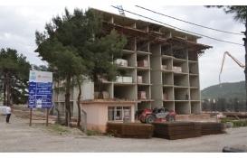 Amasya Taşova TOKİ Konutları'nın inşaatı tamamlanıyor!
