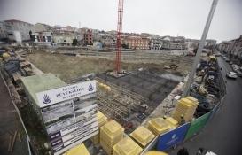 Küçükçekmece Anadolu Sokak Zeminaltı Otoparkı imar planı askıda!