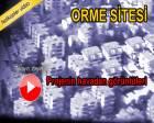Çengelköy Orme Sitesi'nin havadan videosu!