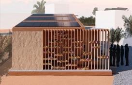 Atıktan enerji elde edebilen 'akıllı ev' tasarladılar!