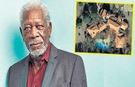 Morgan Freeman, Mississippi'deki çiftliğini bağışladı!