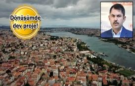 İstanbul Anadolu Yakası'na kentsel dönüşüm müjdesi!