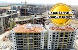 TOKİ Ankara Sincan Saraycık kentsel dönüşüm ihalesi 25 Aralık'ta!