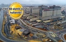 Başakşehir İkitelli Şehir Hastanesi'nin ilk etabı 20 Nisan'da hizmete açılacak!
