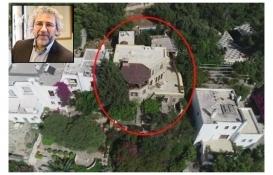 Can Dündar 'Bodrum'daki villasını kaçak genişletti' iddiası!