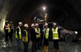 Ankara-İstanbul YHT Tünel 26 projesi 2022 açılacak!