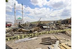 Ankara'da inşaatta meydana gelen göçükte bir işçi yaşamını yitirdi!