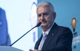Başbakan Yıldırım: Siz sadece yıkmayı bilirsiniz, yapmayı AKP bilir!