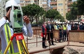 Antalya 3. Etap Raylı Sistem Projesi 2 ayda tamamlanacak!
