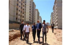 İskenderun TOKİ projesinin kaba inşaatı tamamlandı!