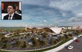 Trabzon'daki yeni otogar binasında 'dere yatağı' iddiası!
