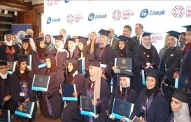 Kuveyt'in Mühendis Kızları mezun oldu!