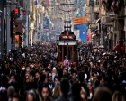 İstanbul'u 4 milyon 589 bin 41 turist ziyaret etti!