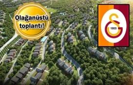 Galatasaray Divan Kurulu Riva ve Florya için 23 Eylül'de toplanıyor!