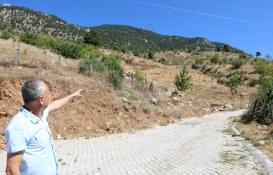 Kahramanmaraş'ta tarım arazileri 2B olan vatandaşlardan tepki!