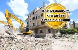 Ankara kentsel dönüşüm kira yardımı 2019 ne kadar?