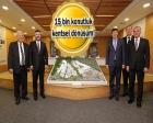 Sur Yapı Türkiye'nin en büyük kentsel dönüşüm projesini üstlendi!