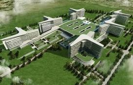 Sancaktepe Şehir Hastanesi için yeni ihale!