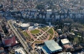 Bursa Millet Bahçesi hizmete açıldı!