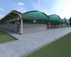 Zonguldak Çaycuma'da yeni kapalı pazaryeri inşa ediliyor!