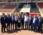Mehmet Ergün Turan, Malatya Arena Stadyumu'nu yerinde inceledi!