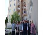 TOKİ Bursa Göçmen Konutları'nda şehit yakını aileler dairelerine kavuşuyor!