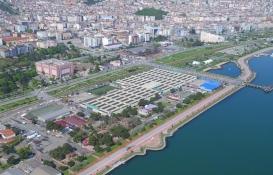 Samsun'da 29.6 milyon TL'ye satılık 4 arsa!