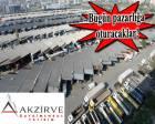 Zeytinburnu Nakliye Ambarları arazisi Akzirve'ye gidiyor!