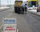 Ankara Gölbaşı'nda asfalt çalışmaları tamamlandı!