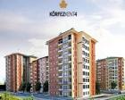 Emlak Konut GYO Körfezkent 4.Etap 2.kısım'da daireler satışa sunuldu!
