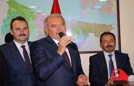 Mevlüt Uysal: Bahçeşehir Göleti hızla bitirilip hizmete sunulacak!
