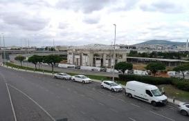 Sabiha Gökçen Havalimanı Camii'nin yüzde 40'ı tamamlandı!