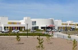 Kayseri Şehir Hastanesi 5 Mayıs'ta açılıyor!