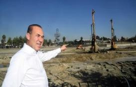 Adana'nın geleceği yeni projelerle inşa ediliyor!