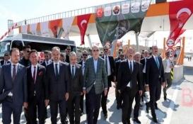 Bursa Şehir Hastanesi resmen açıldı!