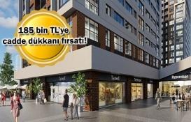 TEM Avrasya Cadde dükkanları yarın satışa çıkıyor!